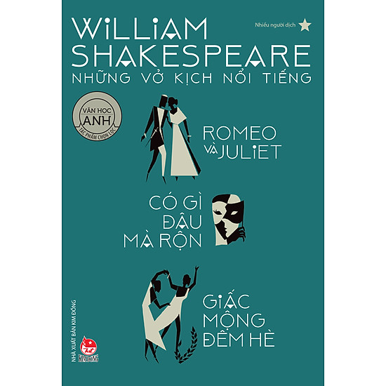 Download sách William Shakespeare - Những Vở Kịch Nổi Tiếng 1