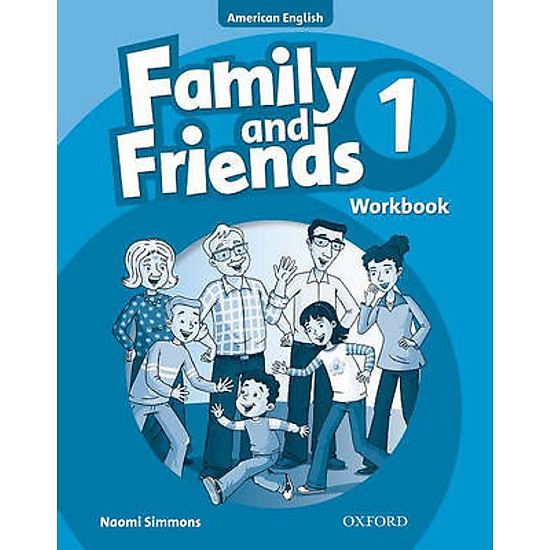 Family and friends 1 решебник naomi simmons