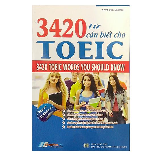 [Download Sách] 3420 Từ Vựng Cần Biết Cho TOEIC