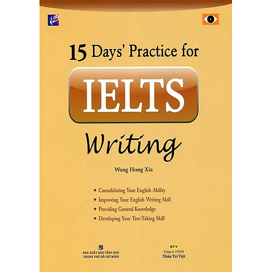 Download sách 15 Day's Practice For IELTS Writing