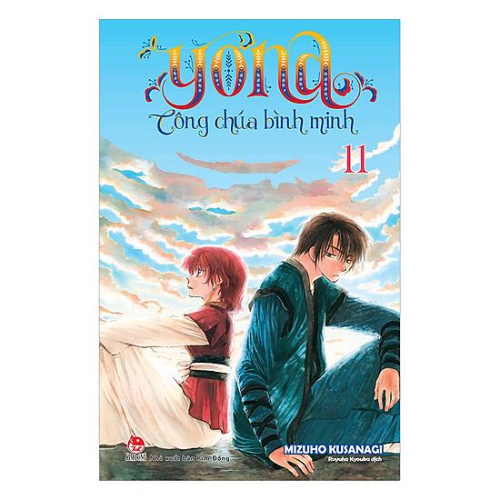 Yona Công Chúa Bình Minh (Tập 11)