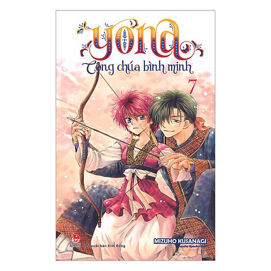 Yona - Công Chúa Bình Minh – Tập 7