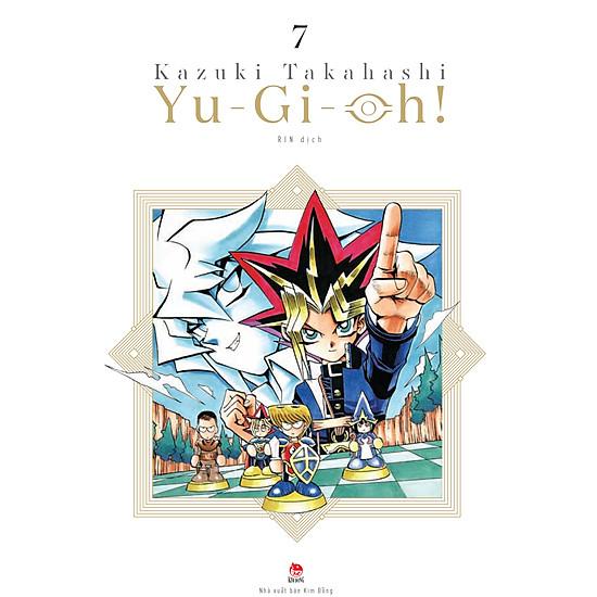 Yu – Gi – Oh! – Vua Trò Chơi – Tập 7