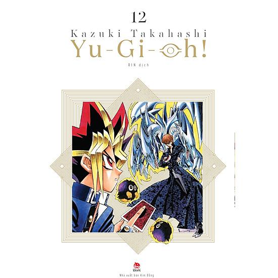 Yu – Gi – Oh! – Vua Trò Chơi – Tập 12