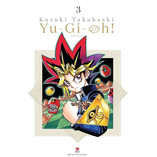 Yu – Gi – Oh! – Vua Trò Chơi – Tập 3