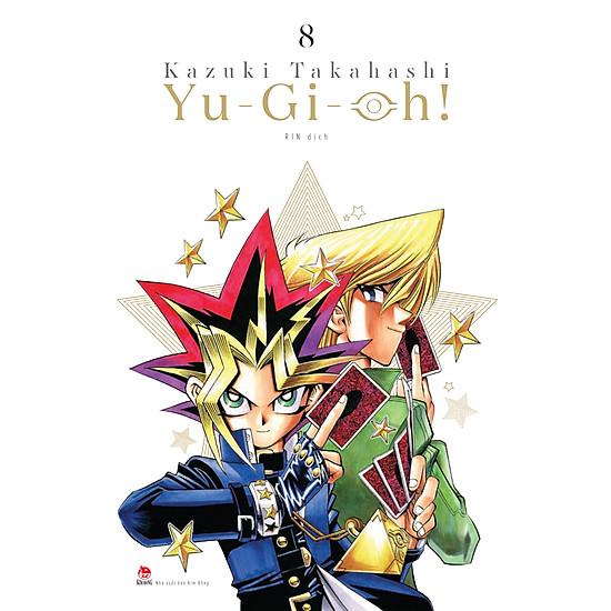 Yu – Gi – Oh! – Vua Trò Chơi – Tập 8