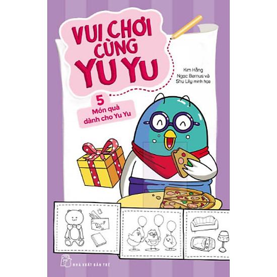 Vui Chơi Cùng Yu Yu (Tập 5) – Món Quà Dành Cho Yu Yu