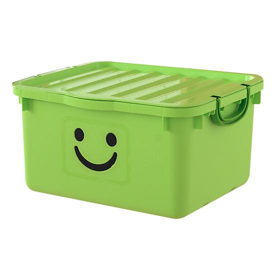 Thùng Nhựa Happy Box Yuwon PS YW-16 - Xanh Lá Cây Nhạt (Size Lớn) ...