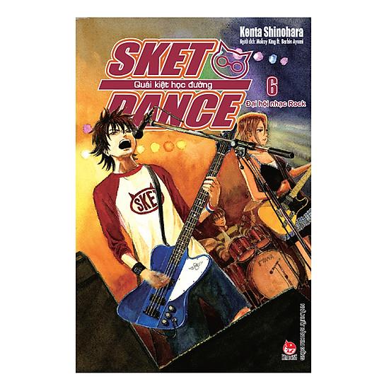 Sket Dance - Quái Kiệt Học Đường (Tập 6)