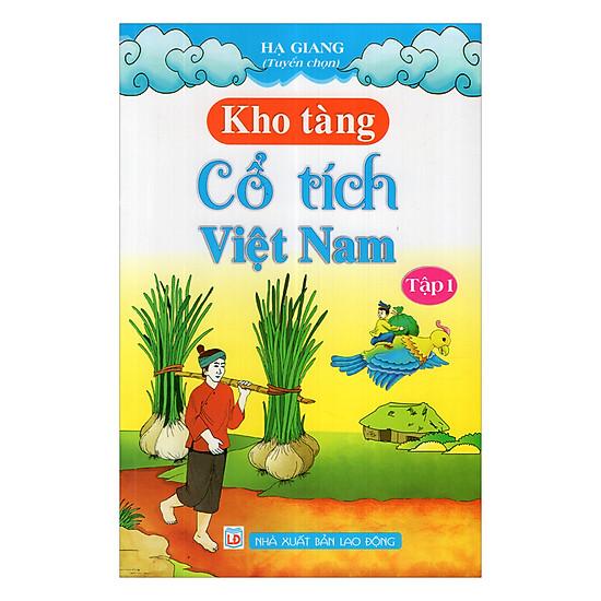 [Download Sách] Kho Tàng Cổ Tích Việt Nam (Tập 1)
