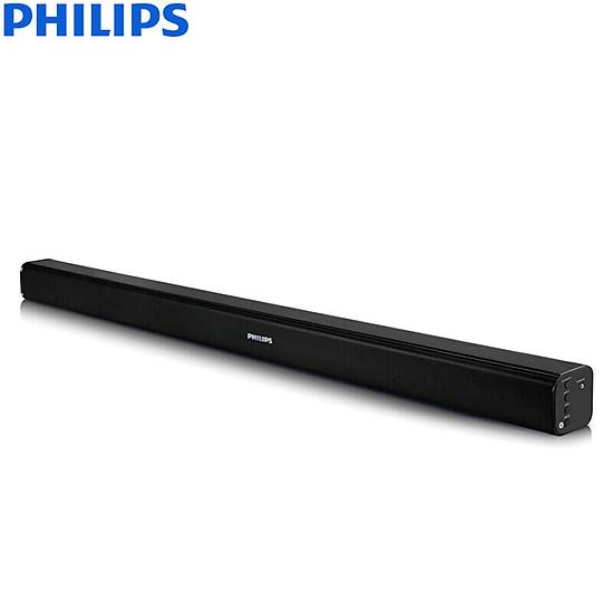 Loa TV Soundbar Bluetooth Không Dây PHILIPS HTL1500 Với Âm Thanh Vô Cùng Sống Động