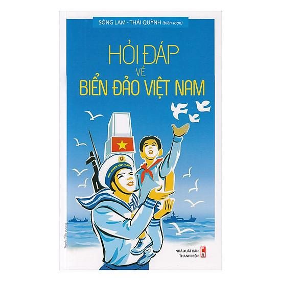 Hình ảnh download sách Hỏi Đáp Về Biển, Đảo Việt Nam