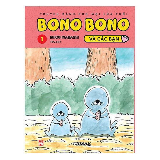 [Download sách] Bono Bono Và Các Bạn (Tập 1)