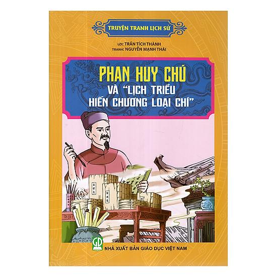[Download Sách] Truyện Tranh Lịch Sử - Phan Huy Chú Và