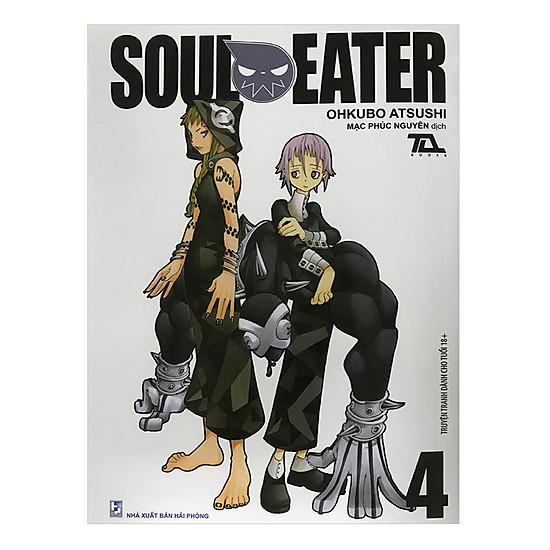 [Download sách] Soul Eater (Tập 4)