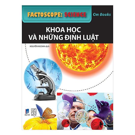 [Download sách] Khoa Học Và Những Định Luật (Tranh Màu)