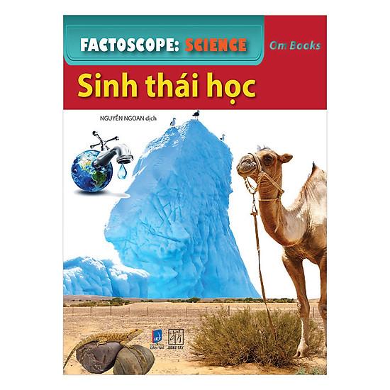 [Download Sách] Sinh Thái Học (Tranh Màu)