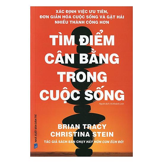 Tìm Điểm Cân Bằng Trong Cuộc Sống - EBOOK/PDF/PRC/EPUB