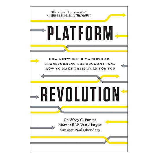 [Download Sách] Platform Revolution