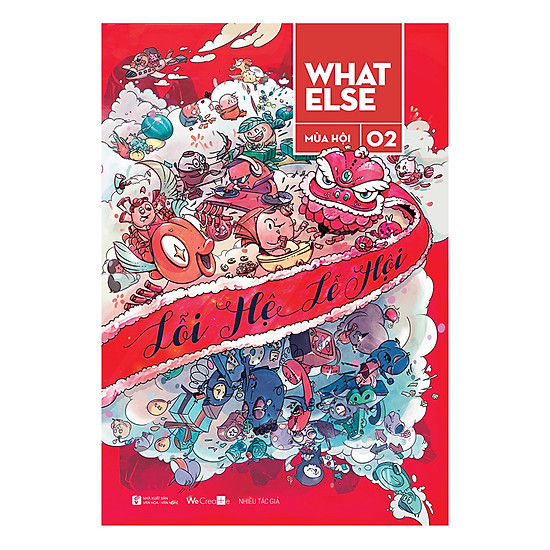 [Download sách] WhatElse - Lỗi Hệ Lễ Hội: Mùa Hội (Tập 2)