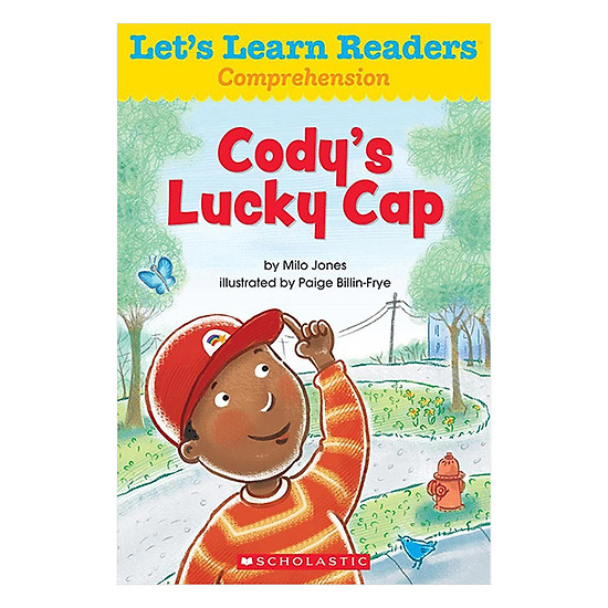 Let's Learn Readers: Cody's Lucky Cap - EBOOK/PDF/PRC/EPUB