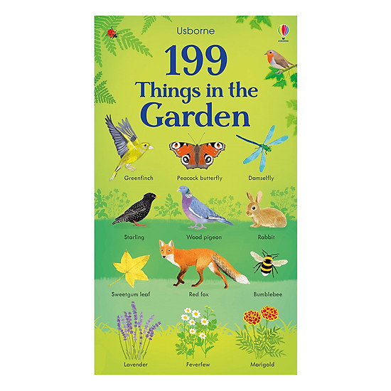[Download Sách] 199 Things In The Garden