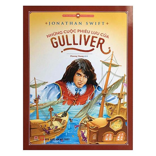 Những Cuộc Phiêu Lưu Của Gulliver - Truyện Tranh