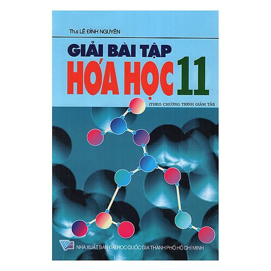 Giải Bài Tập Hóa Học Lớp 11