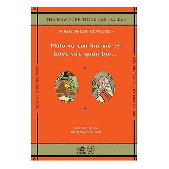 [Download Sách] Plato Và Con Thú Mỏ Vịt Bước Vào Quán Bar (Tái Bản)
