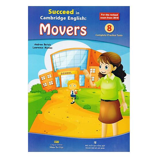 Succeed In Cambridge English - Movers (Kèm CD)