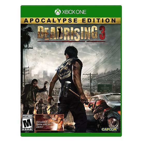 Đĩa Game Xbox One Microsoft Dead Rising 3: Apocalypse Edition