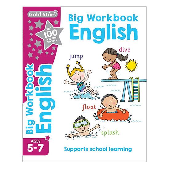 Gold Stars - Big Workbook English Ages 5-7