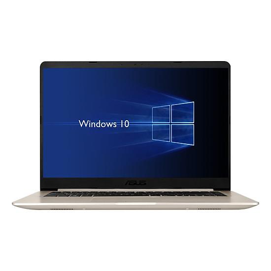 Laptop Asus Vivobook 15 A510UA-EJ870T Core i5-8250U/Win10 (15.6 inch) - Vàng - Hàng Chính Hãng