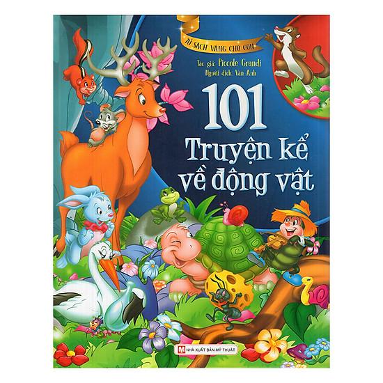 101 Truyện Kể Về Động Vật