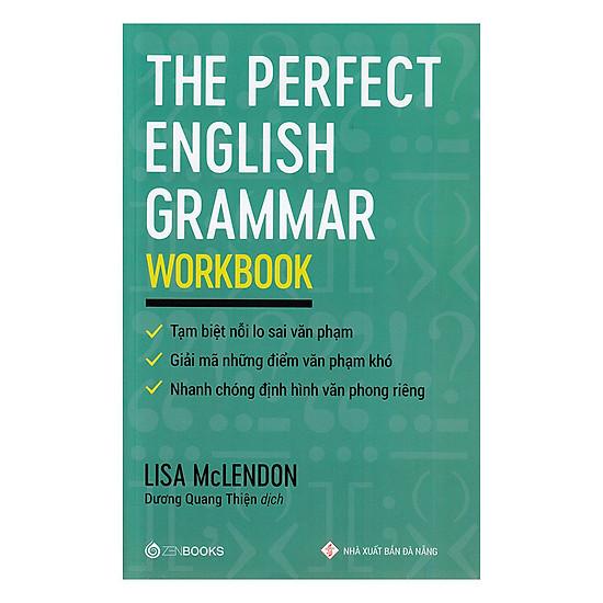 The Perfect English Grammar Work Book