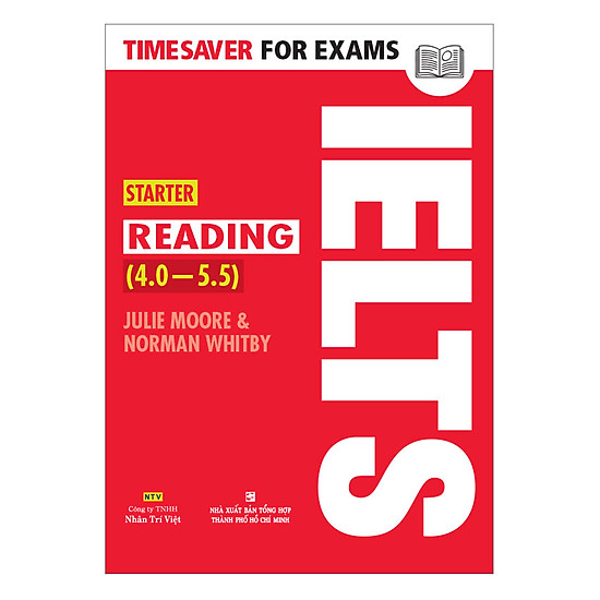 Timesaver For Exams - IELTS Starter Reading 4.0 - 5.5