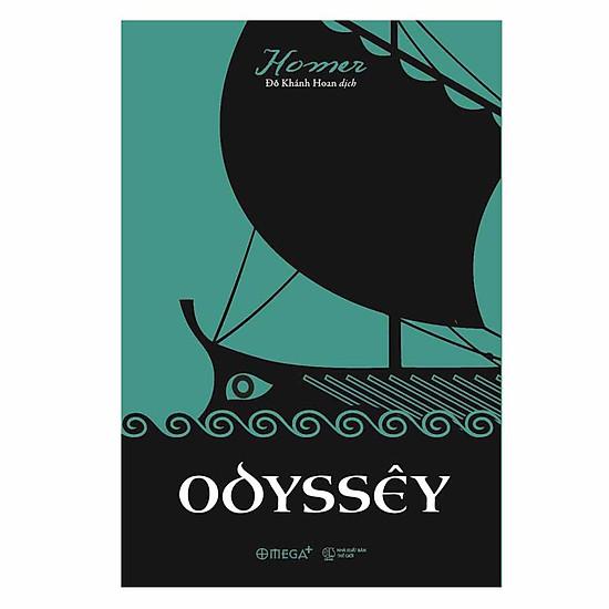 [Download Sách] Odyssêy (Tái Bản 2018)