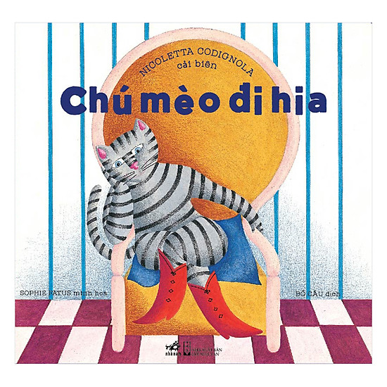 [Download sách] Truyện Tranh Ghép - Chú Mèo Đi Hia