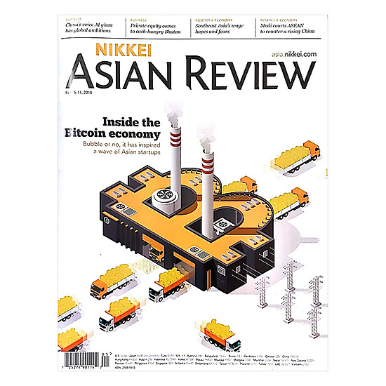 Nikkei Asian Review: Inside The Bitcoin Economy – 05