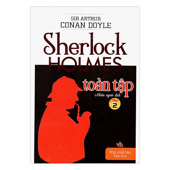 [Download Sách] Sherlock Holmes Toàn Tập (Tập 2)