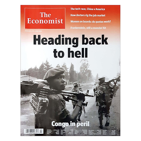 [Download Sách] The Economist: Heading Back To Hell - 07