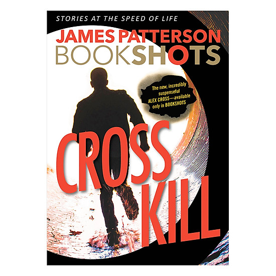 [Download Sách] Cross Kill: An Alex Cross Story