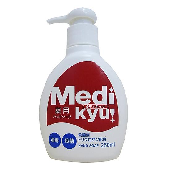 Mua Dung dịch rửa tay Medi Kyu 250ml nội địa Nhật Bản Tại SHOP NHẬT 247