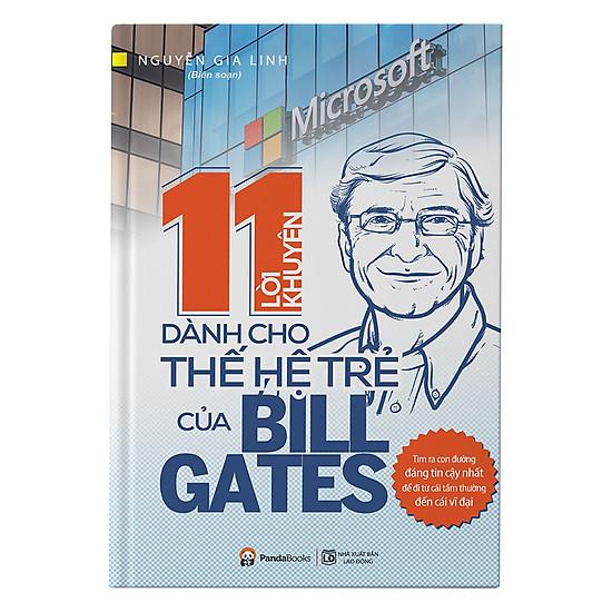 [Download Sách] 11 Lời Khuyên Dành Cho Thế Hệ Trẻ Của Bill Gates