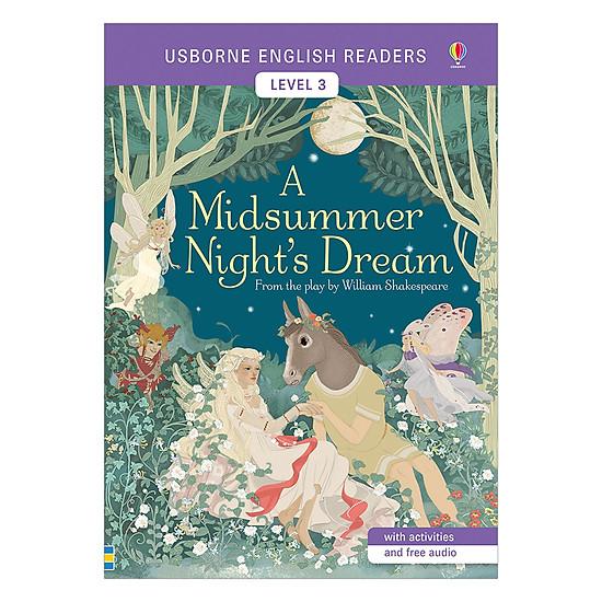 Usborne English Readers: A Midsummer Night's Dream