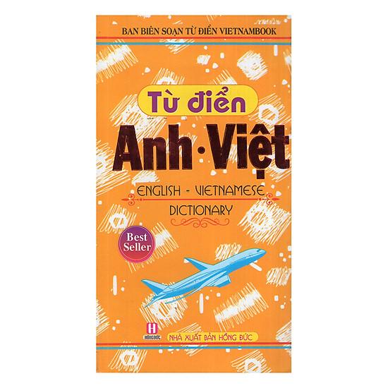 [Download Sách] Từ Điển Anh Việt (Máy Bay)