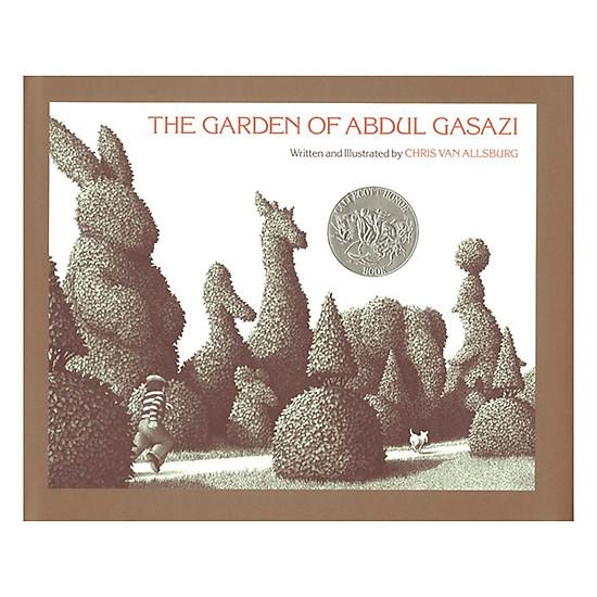 [Download Sách] The Garden Of Abdul Gasazi