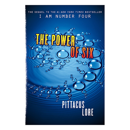 [Download Sách] Lorien Legacies 2: The Power Of Six