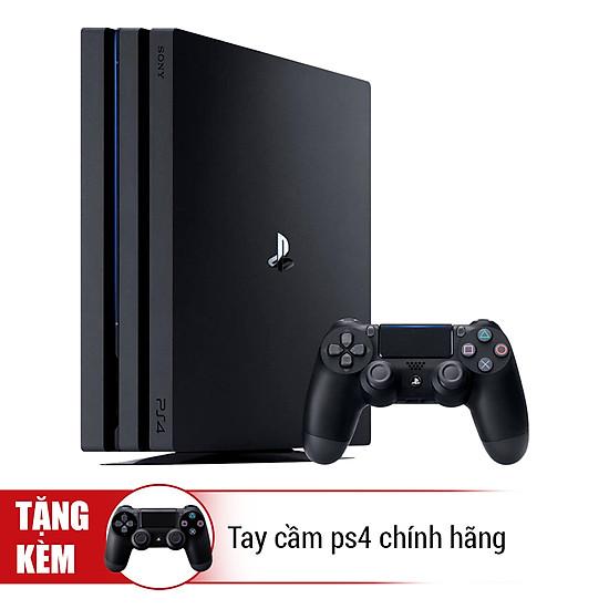 Máy Chơi Game PlayStation Sony PS4 Pro 1TB Tặng Thêm 1 Tay Cầm - Hàng ...