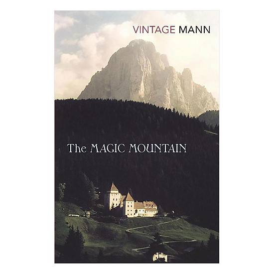 [Download sách] The Magic Mountain